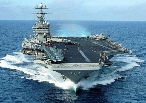 porte avions uss george washington