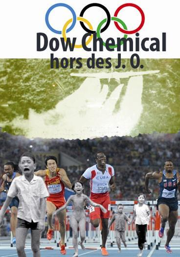 dow chemical hors des jo